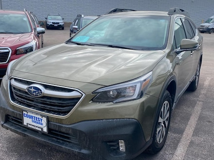 Featured New 2021 Subaru Outback Premium SUV for sale in Rapid City, SD