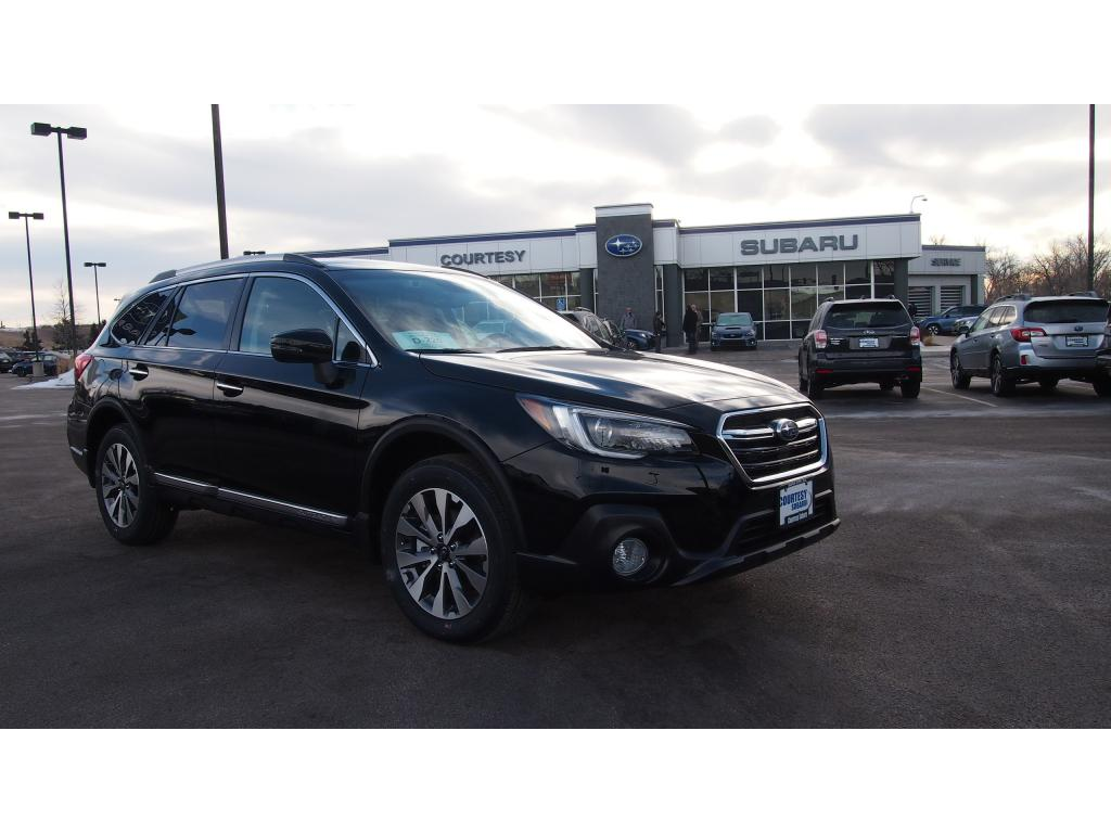 Featured New 2019 Subaru Outback 2.5i Touring SUV for sale in Rapid City, SD