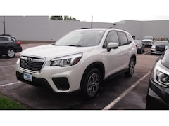 New 2019 Subaru Forester Premium SUV JF2SKAGC0KH571714 for sale in Rapid City, SD