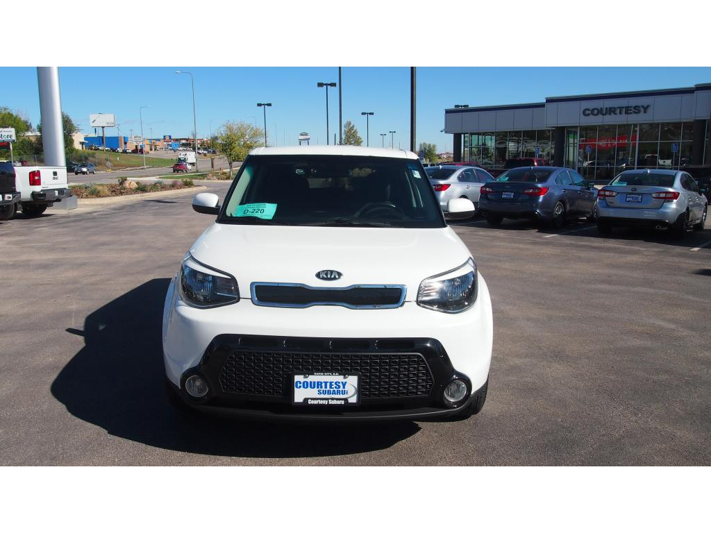 ... Used 2016 Kia Soul + (Plus) Wagon Rapid City, SD ...