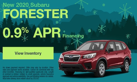 February | 2020 Forester | APR