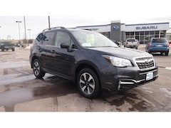 Used 2018 Subaru Forester 2.5i Limited Wagon JF2SJAJC0JH523172 for sale in Rapid City, SD