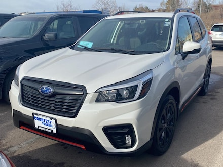 Featured New 2021 Subaru Forester Sport SUV for sale in Rapid City, SD