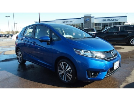 Featured 2017 Honda Fit EX-L CVT for sale in Rapid City, SD