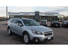 Certified Pre-Owned 2019 Subaru Outback Premium Sport Utility 4S4BSAHC6K3253649 for sale in Rapid City, SD