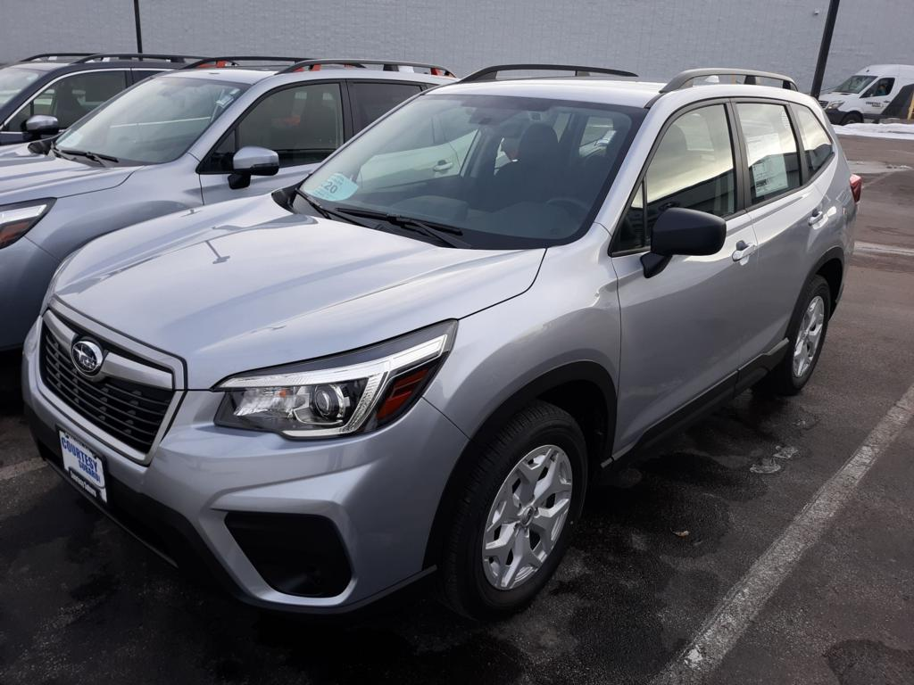 Featured New 2020 Subaru Forester Base Model SUV for sale in Rapid City, SD