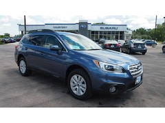 Used 2017 Subaru Outback Premium 2.5i 4S4BSAFC6H3200073 for sale in Rapid City, SD