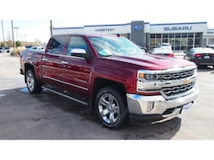 Used 2016 Chevrolet Silverado LTZ Crew Cab Pickup 3GCUKSECXGG361087 for sale in Rapid City, SD