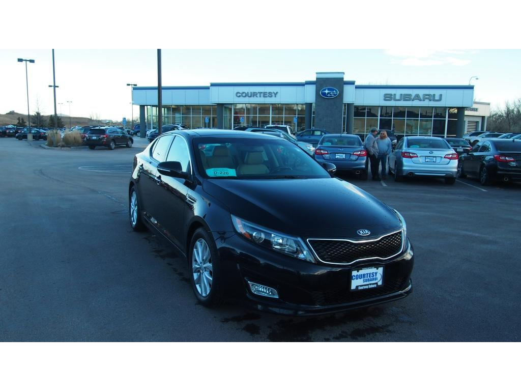 2015 Kia Optima EX Sdn