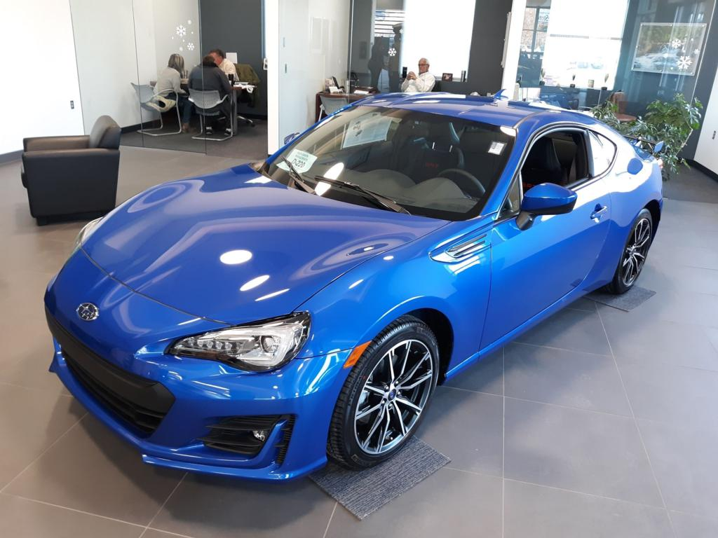 Featured New 2020 Subaru BRZ Limited Coupe for sale in Rapid City, SD