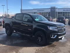 Used 2017 Chevrolet Colorado 4WD Z71 Crew Cab 128.3 1GCGTDEN8H1255230 for sale in Rapid City, SD
