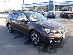 Certified Pre-Owned 2019 Subaru Outback Limited Sport Utility 4S4BSANC0K3251724 for sale in Rapid City, SD