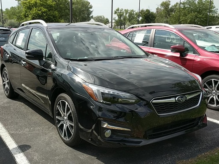New 2018 Subaru Impreza 2.0i Limited with EyeSight, Moonroof, Blind Spot Detection & Starlink 5-door for sale in Rapid City, SD