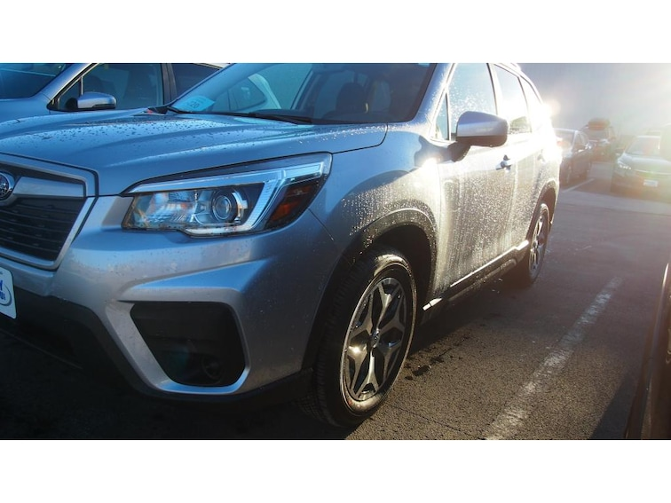 New 2019 Subaru Forester Premium SUV for sale in Rapid City, SD