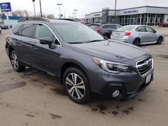 Certified Pre-Owned 2019 Subaru Outback Limited Sport Utility 4S4BSANC9K3265282 for sale in Rapid City, SD