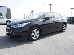 Used 2018 Chevrolet Cruze LS Auto LS Auto  Sedan 1G1BC5SM4J7159392 in Kingsport