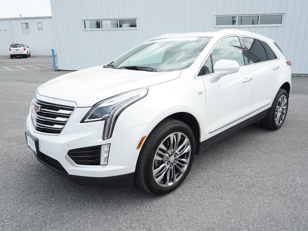 Certified used 2017 cadillac xt5 for sale kingsport tn vin1gykners1hz179212