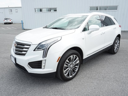 Certified Used 2017 Cadillac XT5 For Sale Kingsport TN    VIN:1GYKNERS1HZ179212