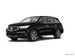 Used 2017 Acura MDX SH-AWD SH-AWD  SUV 5FRYD4H31HB014773 in Kingsport
