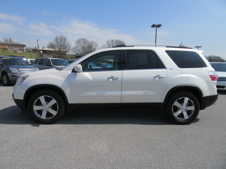 Used 2010 Gmc Acadia For Sale Kingsport Tn Vin 1gklvmed8aj219273