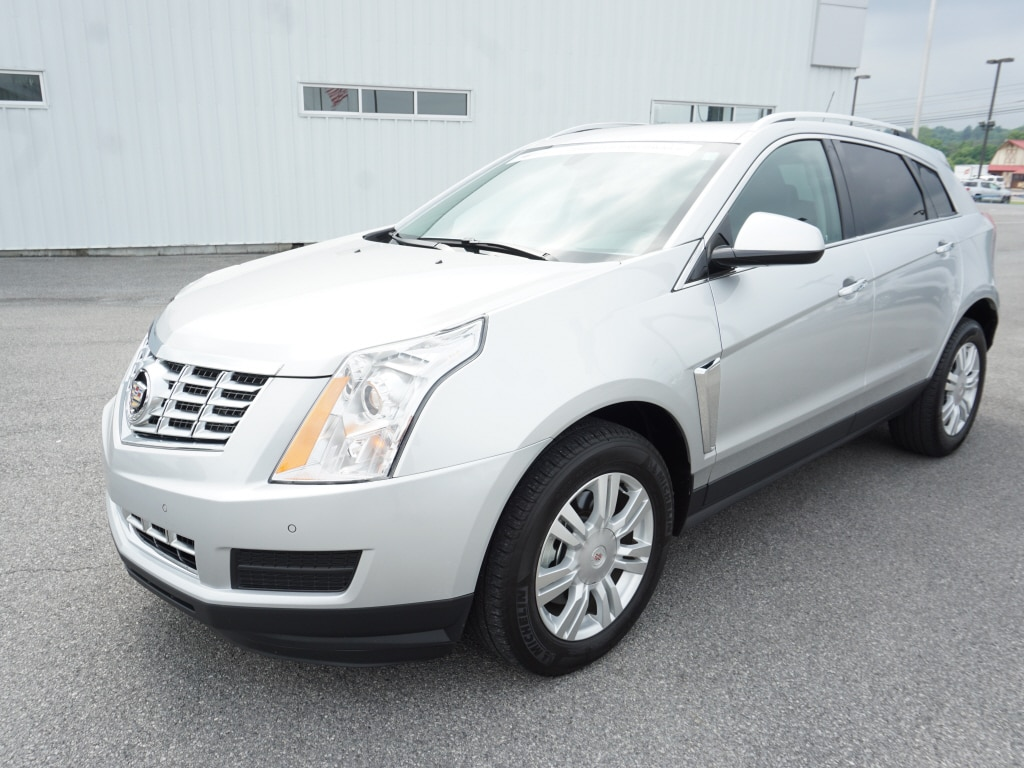 Certified used 2015 cadillac srx for sale kingsport tn vin3gyfnee35fs638350