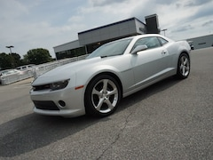 Used 2014 Chevrolet Camaro LT LT  Coupe w/2LT 2G1FC1E31E9259175 in Kingsport