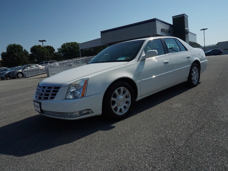 Used 2010 Cadillac DTS 4.6L V8 4.6L V8  Sedan 1G6KA5EY7AU136706 in Kingsport