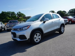 Certified Pre-Owned 2017 Chevrolet Trax LS AWD LS  Crossover 3GNCJNSB4HL201105 Kingsport, TN