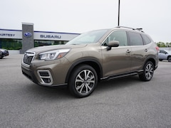 New 2020 Subaru Forester Limited SUV Kingsport, TN