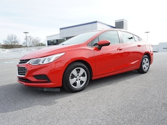 Used 2017 Chevrolet Cruze LS Auto LS Auto  Sedan 1G1BC5SM9H7267310 in Kingsport