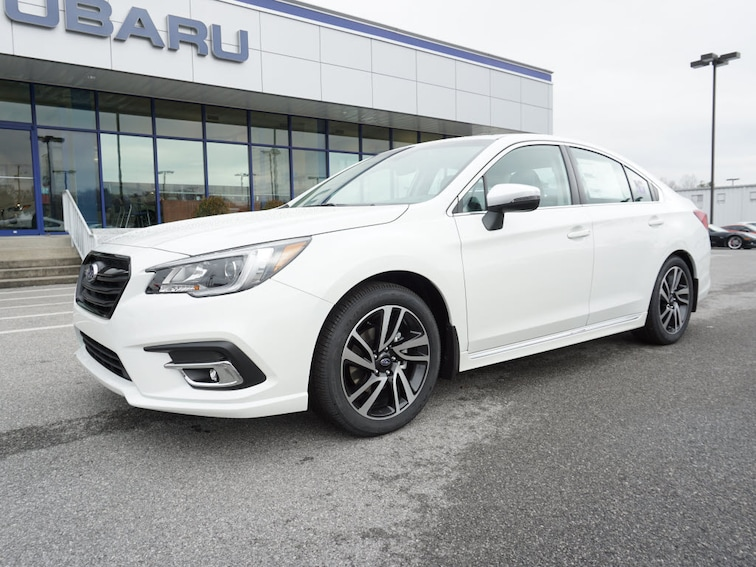 New 2019 Subaru Legacy 2.5i Sport Sedan in Kingsport