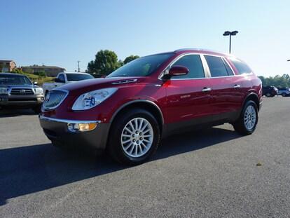 2012 Buick Enclave For Sale >> Used 2012 Buick Enclave For Sale Kingsport Tn Vin 5gakrced9cj193373