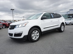 Certified Pre-Owned 2016 Chevrolet Traverse LS AWD LS  SUV 1GNKVFKD1GJ224239 Kingsport, TN
