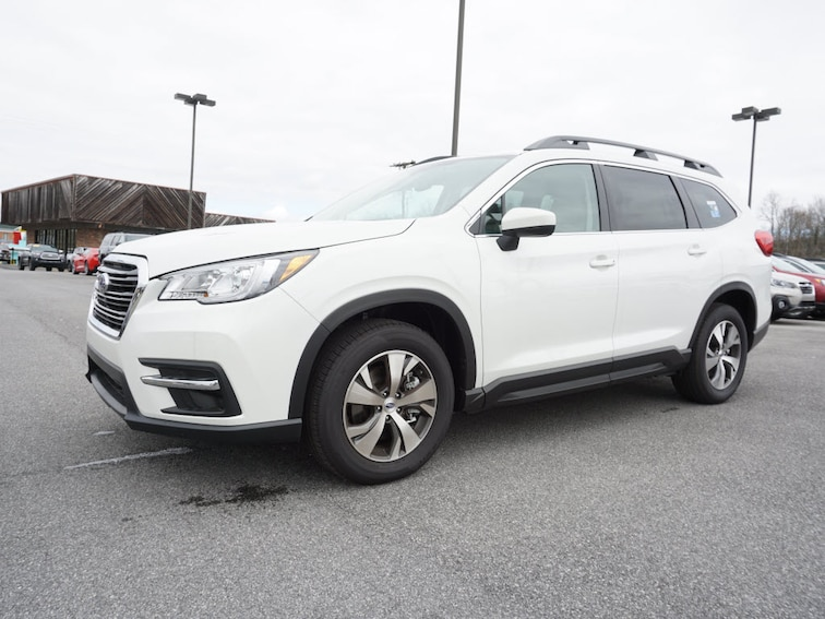 New 2019 Subaru Ascent Premium 8-Passenger SUV in Kingsport