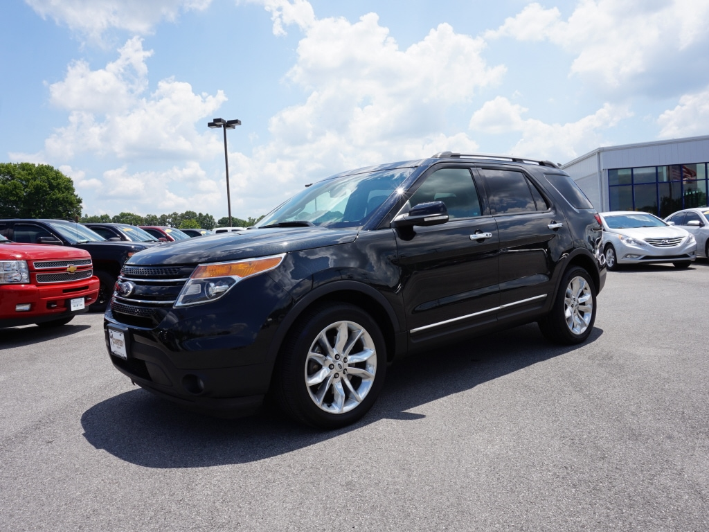 2014 Ford Explorer Limited AWD Limited  SUV