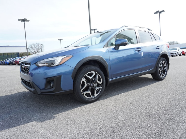New 2019 Subaru Crosstrek 2.0i Limited SUV in Kingsport