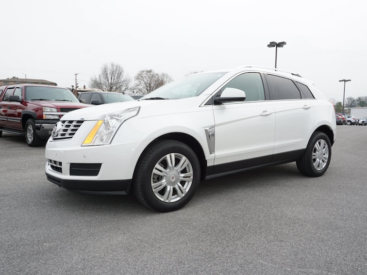 Used 2015 Cadillac SRX Luxury Collection Luxury Collection  SUV 3GYFNBE33FS574226 in Kingsport