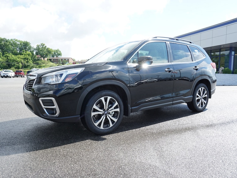 New 2019 Subaru Forester Limited SUV in Kingsport