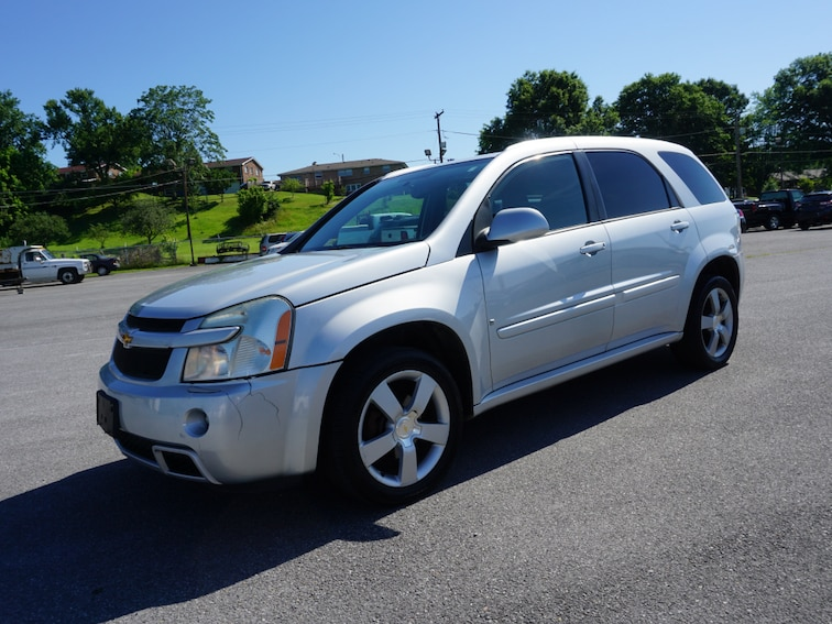 Used 2009 Chevrolet Equinox Sport AWD Sport  SUV w/ 1SP 2CNDL037396253153 in Kingsport