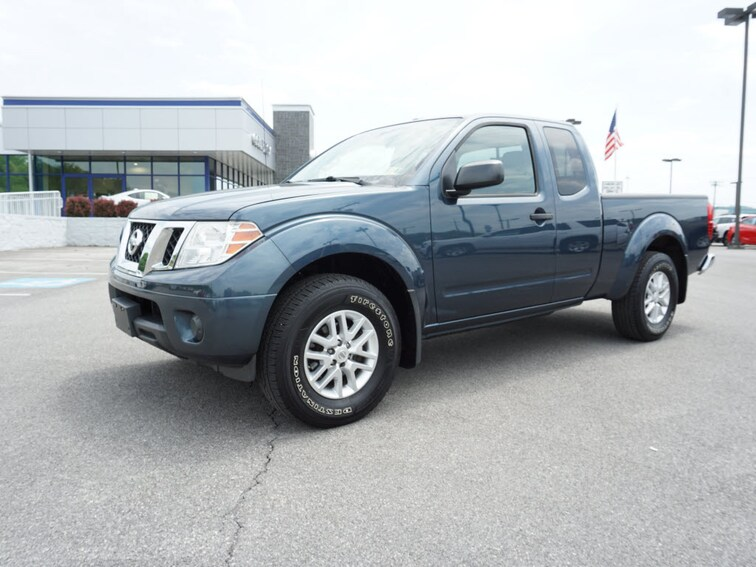 Used 2014 Nissan Frontier For Sale Kingsport Tn Vin