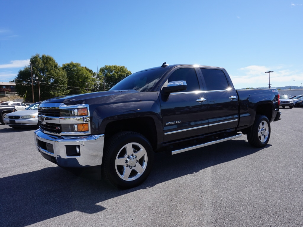 2015 Silverado For Sale >> Certified Used 2015 Chevrolet Silverado 2500hd For Sale Kingsport Tn Vin 1gc1kwe88ff607379