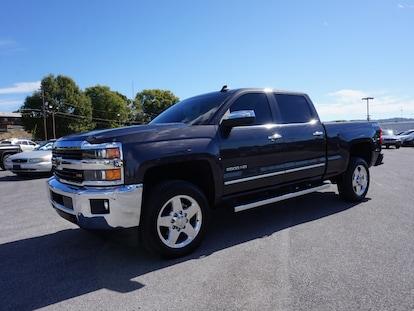 Certified Used 2015 Chevrolet Silverado 2500hd For Sale Kingsport Tn Vin 1gc1kwe88ff607379