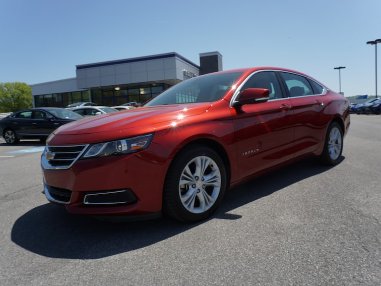 Certified Used 2014 Chevrolet Impala For Sale Kingsport Tn Vin