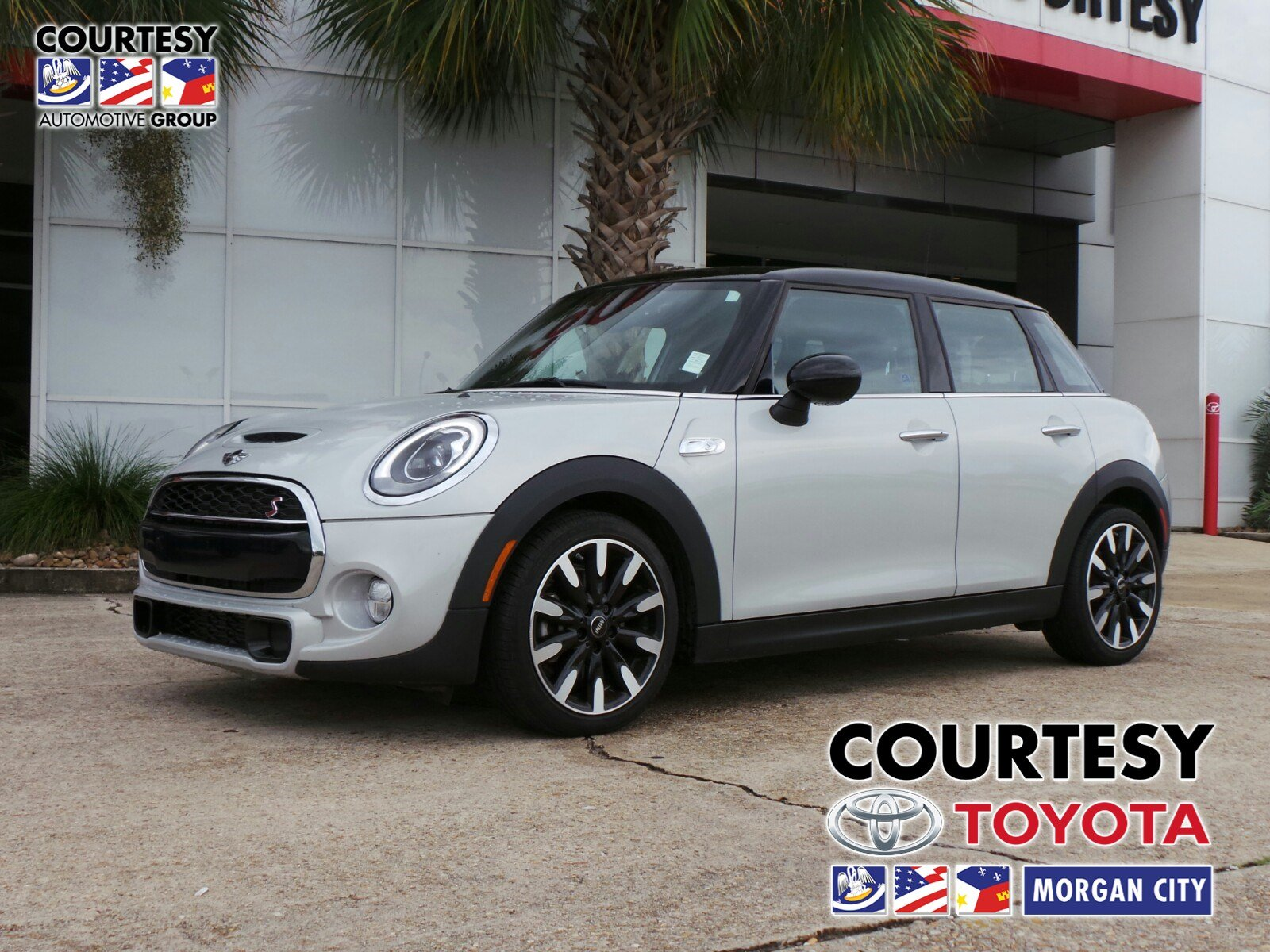 Amazing 2017 MINI Hardtop 4 Door S Hatchback