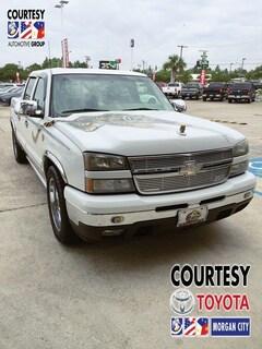 2006 Chevrolet Silverado 1500 LT3 Truck Crew Cab