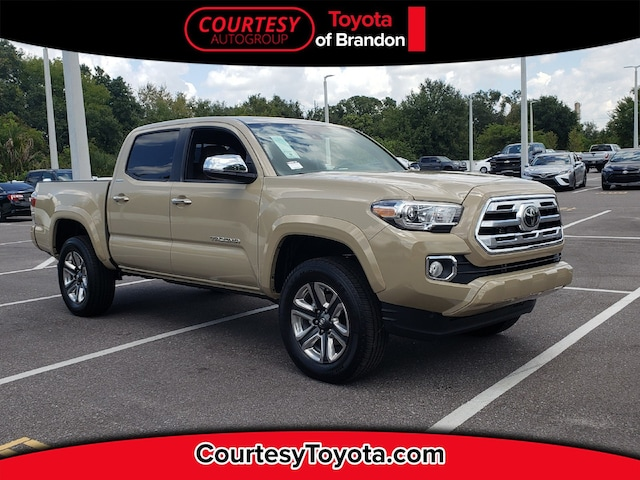 Toyota Of Tacoma >> New Toyota Tacoma For Sale In Tampa Toyota Tacoma Tampa