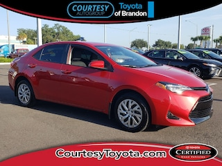 Used Toyota Corolla For Sale >> Used Corollas Used Toyota Corolla For Sale Tampa Pre Owned