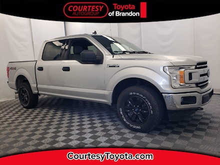 2019 Ford F-150 XLT 4WD SUPERCREW 4WD FX4***SUPER CLEAN ONE OWNER Truck SuperCrew Cab