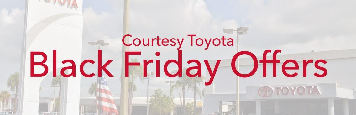 Toyota black friday deals nj