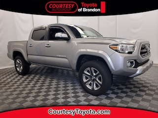 2016 Toyota Tacoma Limited V6***ONE OWNER CLEAN CARFAX*** Truck Double Cab